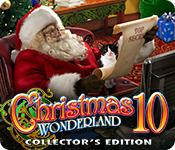 Feature screenshot game Christmas Wonderland 10 Collector's Edition