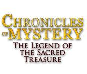 Chronicles of Mystery: The Legend of the Sacred Treasure game play