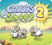 Feature screenshot game Clouds & Sheep 2