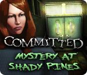 Feature screenshot game Committed: Mystery at Shady Pines