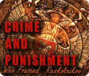 Feature screenshot game Crime and Punishment: Who Framed Raskolnikov?
