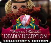Feature screenshot game Danse Macabre: Deadly Deception Collector's Edition