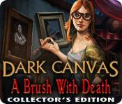 Dark Canvas: A Brush With Death Collector's Edition game play