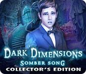 Feature screenshot game Dark Dimensions: Somber Song Collector's Edition