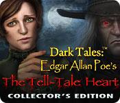 Feature screenshot game Dark Tales: Edgar Allan Poe's The Tell-Tale Heart Collector's Edition