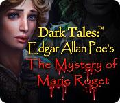 Dark Tales: Edgar Allan Poe's The Mystery of Marie Roget game play