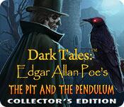 Feature screenshot game Dark Tales: Edgar Allan Poe's The Pit and the Pendulum Collector's Edition