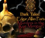 Feature screenshot game Dark Tales: Edgar Allan Poe's Murders in the Rue Morgue Collector's Edition