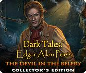 Har screenshot spil Dark Tales: Edgar Allan Poe's The Devil in the Belfry Collector's Edition