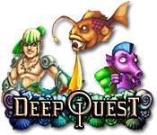 Feature screenshot game Deep Quest