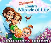 Feature screenshot game Delicious: Emily's Miracle of Life Collector's Edition