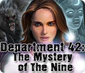 Feature screenshot game Department 42: The Mystery of the Nine