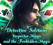 Feature screenshot game Detective Solitaire: Inspector Magic And The Forbidden Magic