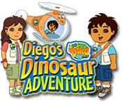 Feature screenshot game Diego`s Dinosaur Adventure