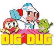 Dig Dug game play