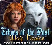 Echoes of the Past: Wolf Healer Collector's Edition game play