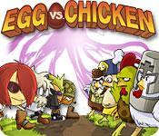 Egg vs. Chicken game play