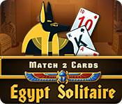 Feature screenshot game Egypt Solitaire Match 2 Cards