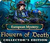 Feature screenshot game European Mystery: Flowers of Death Collector's Edition