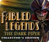 Feature screenshot game Fabled Legends: The Dark Piper Collector's Edition