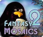 Feature screenshot game Fantasy Mosaics 2