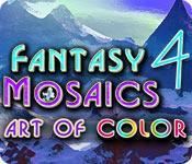 Feature screenshot game Fantasy Mosaics 4: Art of Color