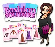 Feature screenshot game Fashion Solitaire