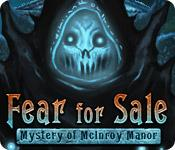 Fear For Sale: Mystery of McInroy Manor game play
