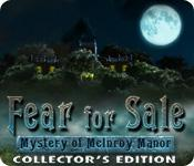 Feature screenshot game Fear for Sale: The Mystery of McInroy Manor Collector's Edition
