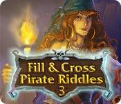 Fill and Cross Pirate Riddles 3 game play