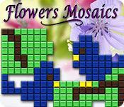 Feature screenshot game Flowers Mosaics