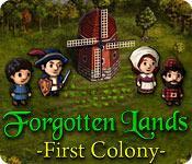 Feature screenshot game Forgotten Lands: First Colony