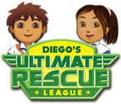 Feature screenshot game Go Diego Go Ultimate Rescue League