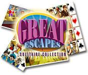 Great Escapes Solitaire Collection game play