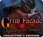 Feature screenshot game Grim Facade: Mystery of Venice Collector's Edition