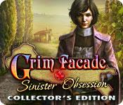 Feature screenshot game Grim Facade: Sinister Obsession Collector's Edition