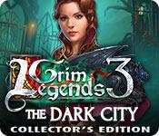 Feature screenshot game Grim Legends 3: The Dark City Collector's Edition