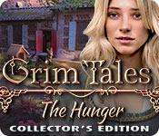Feature screenshot game Grim Tales: The Hunger Collector's Edition