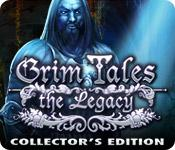 Feature screenshot game Grim Tales: The Legacy Collector's Edition