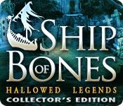Feature screenshot game Hallowed Legends: Ship of Bones Collector's Edition