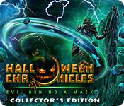 Halloween Chronicles: Evil Behind a Mask Collector's Edition game play