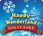 Feature screenshot game Happy Wonderland Solitaire