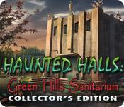 Feature screenshot game Haunted Halls: Green Hills Sanitarium Collector's Edition