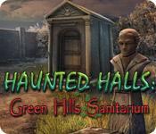 Feature screenshot game Haunted Halls: Green Hills Sanitarium