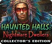 Feature screenshot game Haunted Halls: Nightmare Dwellers Collector's Edition