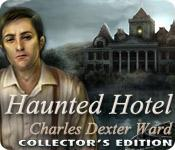 Feature screenshot game Haunted Hotel: Charles Dexter Ward Collector's Edition