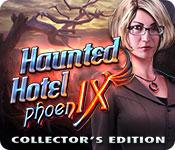 Feature screenshot game Haunted Hotel: Phoenix Collector's Edition