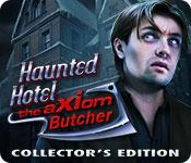 Feature screenshot game Haunted Hotel: The Axiom Butcher Collector's Edition