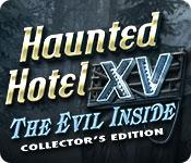 Feature screenshot game Haunted Hotel: The Evil Inside Collector's Edition