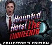 Feature screenshot game Haunted Hotel: The Thirteenth Collector's Edition